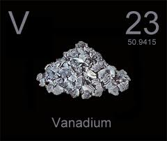 Never Heard of Vanadium? That Might Change