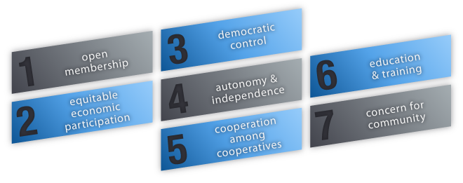 Seven Co-op Principles