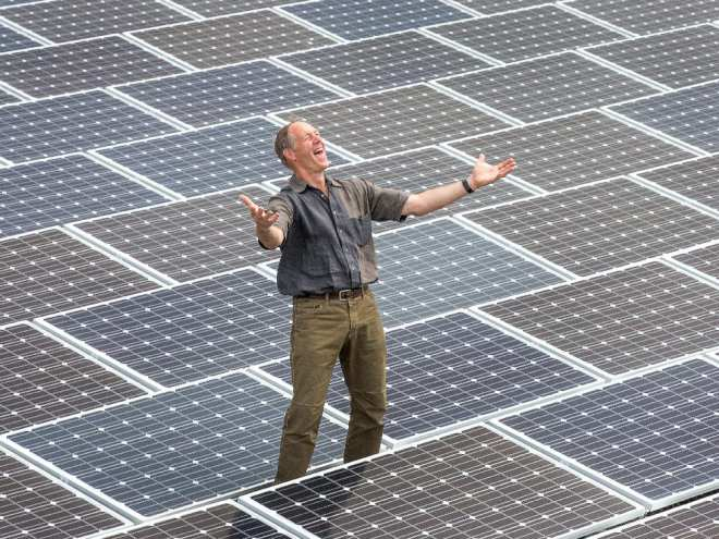 Egan: Solar is the new oil. Again. Skies clear this time?