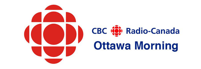 Interview on CBC Radio Ottawa Morning about LRP suspension