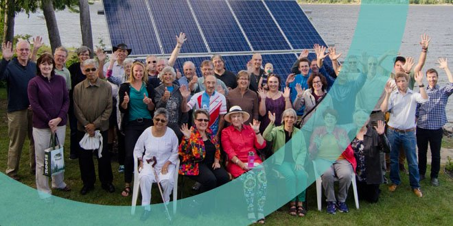 OREC members celebrate at the annual picnic