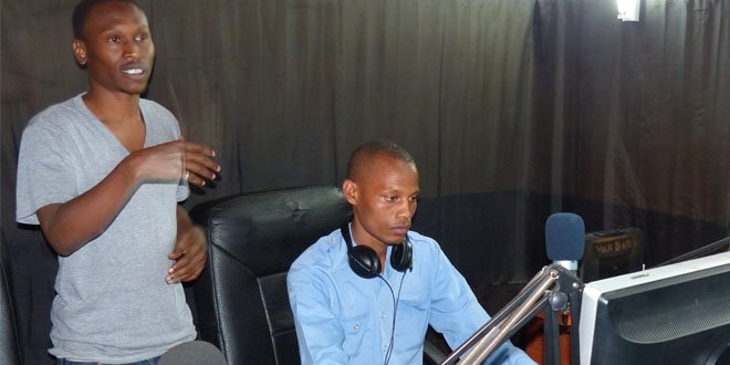 FRI broadcasters in Tanzania
