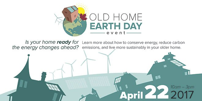April 22 – Old Home Earth Day Event