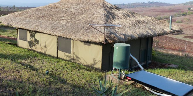 Field Notes From Tanzania – Pt. 4: Off-Grid Lodges Powered & Heated with Solar