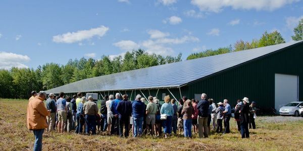 Feb. 17 – Vankleek Hill: Local Solar Investment Info Session