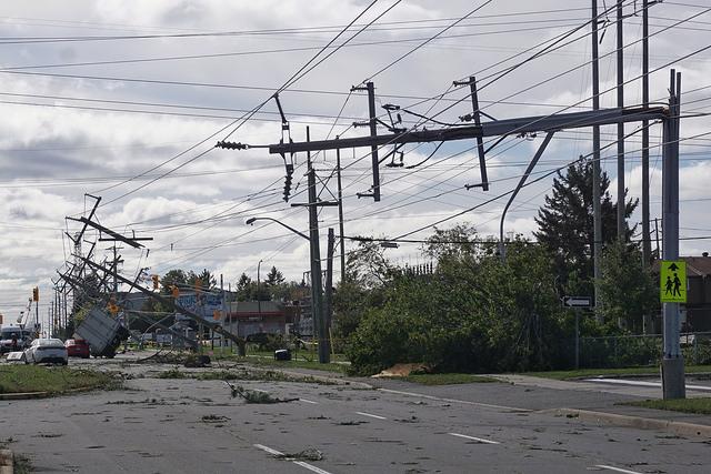 Ottawa-Gatineau Tornado of 2018